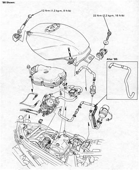 yamaha 650 fuel tank wiring diagrams wiring diagram schemes