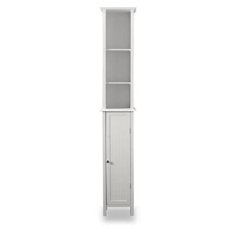 tall white freestanding bathroom cabinets tall white shaker style bathroom cabinet free standing