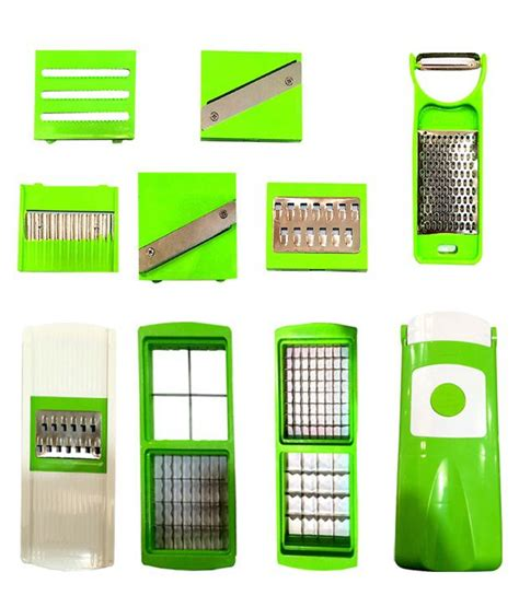 Db Nicer Dicer we care new genius multifunctional nicer dicer plus chops graters and slicers one or two