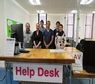 Kiosk Help Desk by Computing Services Expunging Emails