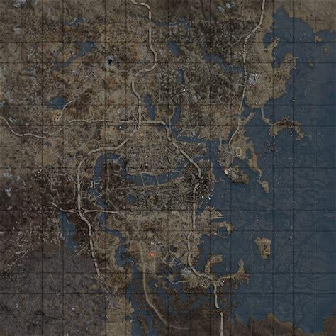 fallout world map satellite world map fallout 4 mod fo4