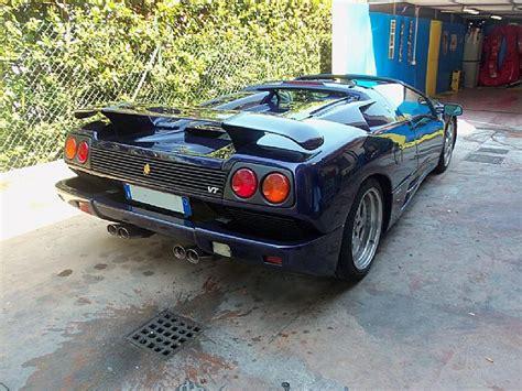 1998 Lamborghini Diablo For Sale 1998 Lamborghini Diablo Vt Roadster For Sale Germany