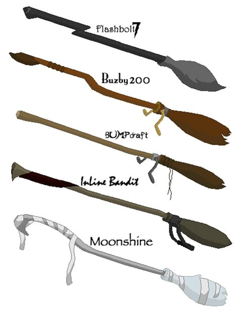 harry potter broom clipart 24