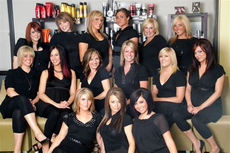 meet the staff of hair and beyond salon south lexington ky elle marie hair studio named to the salon today 200 by