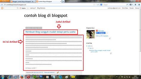 free download cara membuat blog gratis cara membuat blog gratis full tutorial mengubah dan