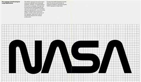 The Design Story Of Nasa S Quot Worm Quot Logo Sadly Retired