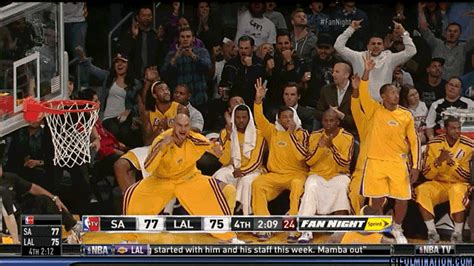 lakers bench the 27 best gifs from the first half of the 2012 13 nba season total pro sports