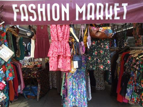 In The Fashion Marketplace by Top Fashion Markets In The Uk The Uk Travel Guide