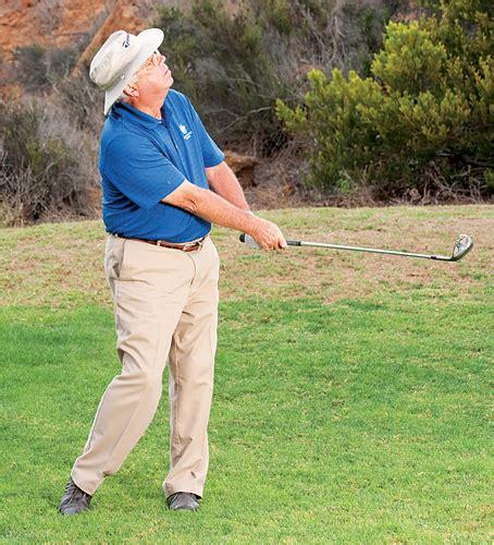 aj bonar golf swing tip of the week