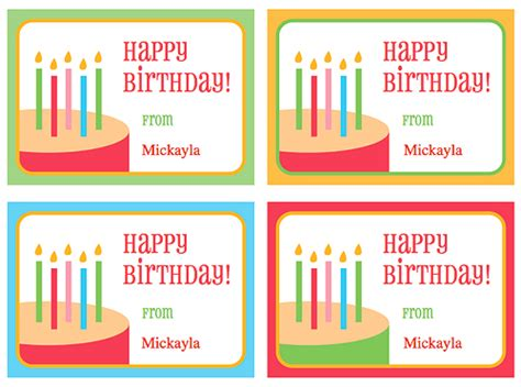 printable birthday gift tags templates free birthday gift tags 24 7 moms