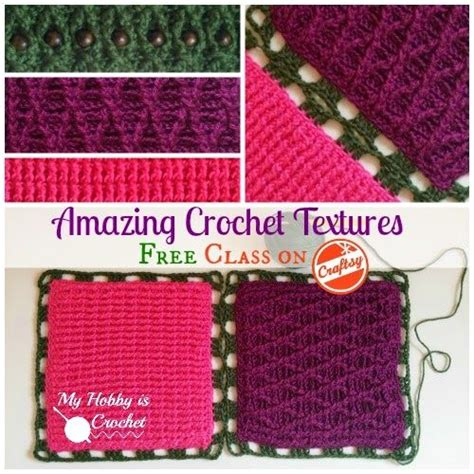 free knitting classes free craftsy class from the crochet dude amazing crochet