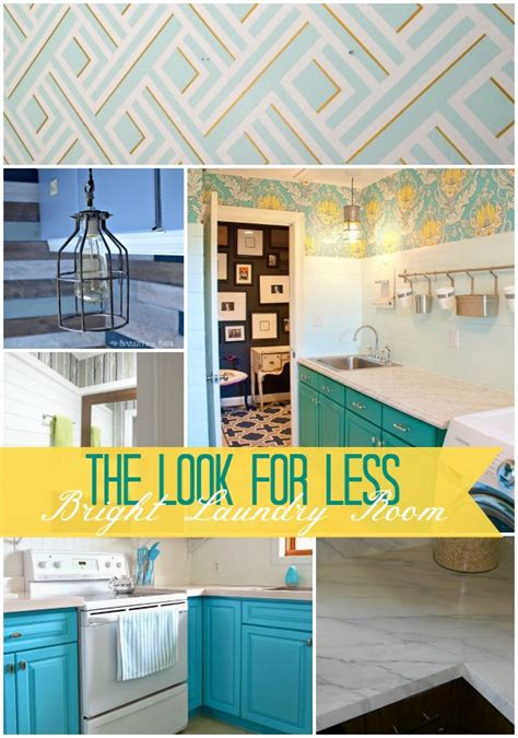 5 ways to get this look bright laundry room infarrantly creative