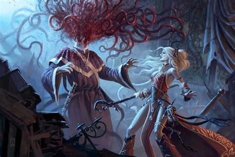 the eldritch files elemental dreams the eldritch files 图像 picture tentacles jpg pathfinder中文 维基 fandom