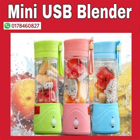 Blender Murah Di Malaysia jual borong murah malaysia mini usb blender juicer rm50