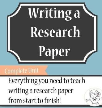 teaching writing research papers 43 best images about research paper on