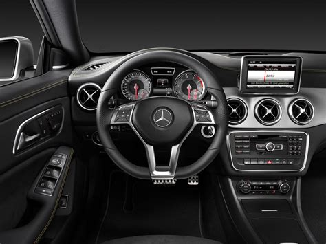 Mercedes 250 Interior by Mercedes Unveils Sleek 2014 Class Forbes