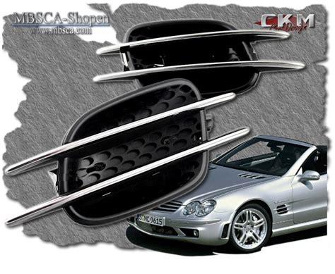 C Cl Cl Set 3 Pcs Sellery ckm car design fender grill 2 pcs set for cutout