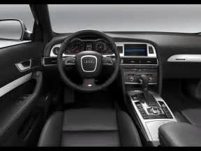 Audi A6 Dashboard 2009 Audi A6 Dashboard 1920x1440 Wallpaper
