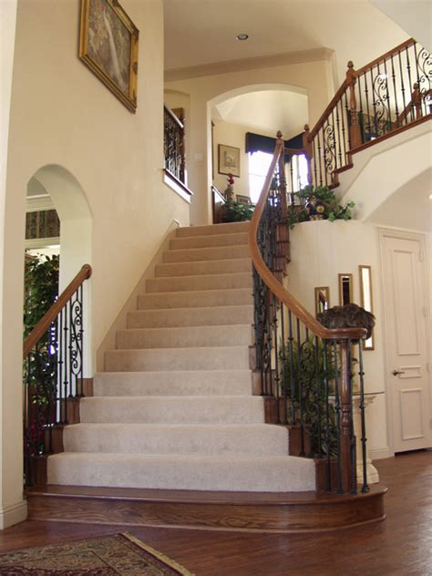 misc stair jobs traditional staircase  metro
