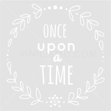 vinilos once vinilo decorativo once upon a time