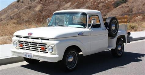 ford b f t series trucks 1964 tractor trailer marker