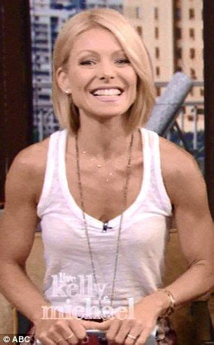 kelly ripa debuts new haircut tips to maintain this 95 best images about kelly on pinterest kelly ripa