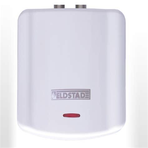 small electric water heater eldstad water heater small 3 5 kw electric mini undersink