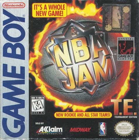 Mba Jam 3ds by Nba Jam Tournament Edition Nintendo Boy