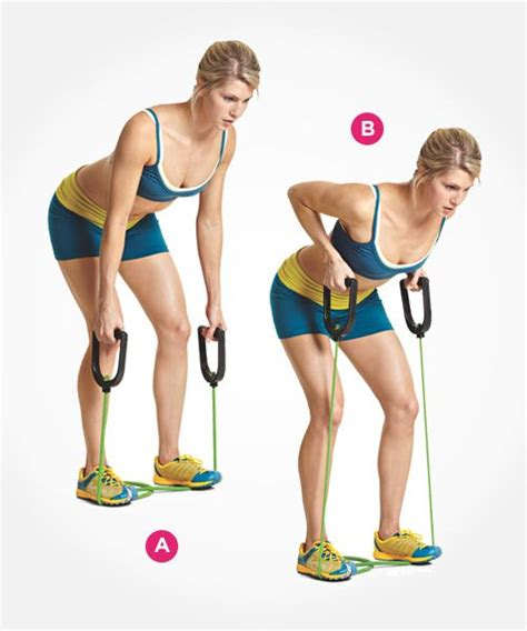 20 best ideas about resistance band workouts on exercise band workouts band