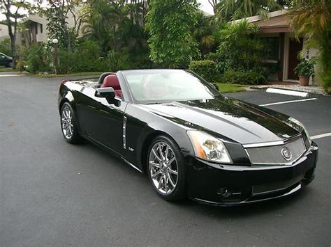 how things work cars 2009 cadillac xlr v navigation system buy used 2009 cadillac xlrv supercharged engine custom leather interior in miami florida