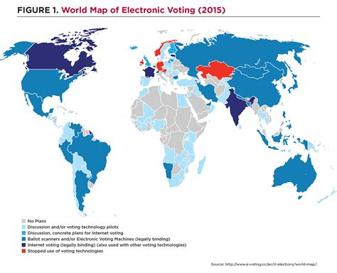 most high tech countries democracy rebooted the future of technology in elections