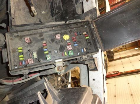 sell  dodge ram  pickup fuse box  motorcycle