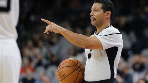 Mba Referees by Nba Referee Bill Kennedy Comes Out As After Player