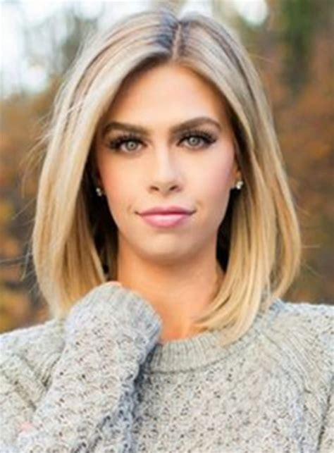 8 trendy haircuts for girls with shoulder length hair