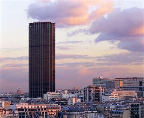 De Montparnasse Is Open In La by Un Concours Pour R 233 Nover La Tour Montparnasse