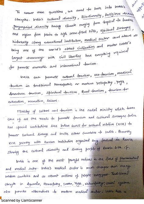 History Of Economic Thought Essay Topics by Sle Essay Mains 2014 Topic Can Tourism Be Next Big Thing For India Xamias