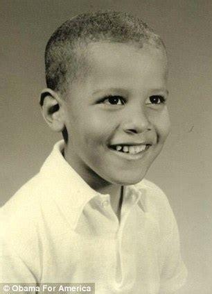 early life of barack obama biography adorable childhood photos of barack obama before his pot