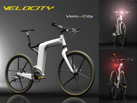 bike design competition winner velocity and anytime e bikes by larry chen bicycle design