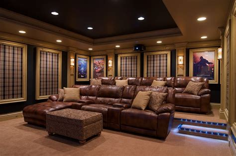 how to build a home cinema room theater room