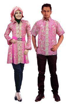 Sarimbit Batik Katun Primisima Muslim blus muslim batik bahan katun primisima