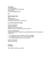 awesome collection of sle resume cover letter doc on