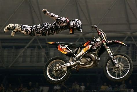 x freestyle motocross travis pastrana s 5 coolest tricks bleacher report
