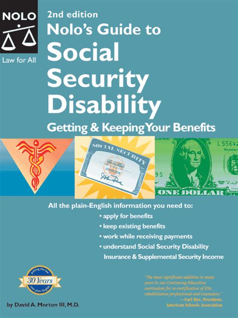 how to keep your social security disability benefits tips tools strategies for success volume 1 books nolo s guide to social security disability metro net