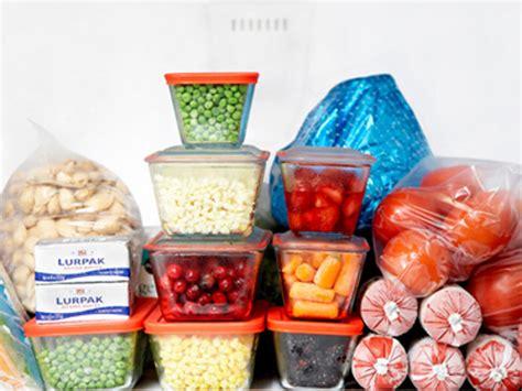 recipientes para congelar alimentos e cia manual para congelar e descongelar alimentos