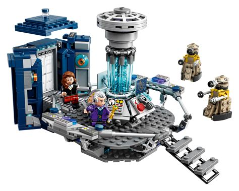 Set Lego official lego doctor who set pics details doctor who tv