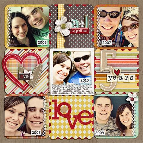 scrapbook layout ideas 5 photos 73 best scrapbook layouts 5 photos images on pinterest