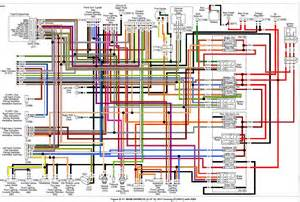 7 best images of 2012 harley glide wiring diagram 2013 harley road glide wiring diagram