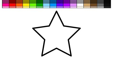 Collor Syari learn colors for and color many coloring pages