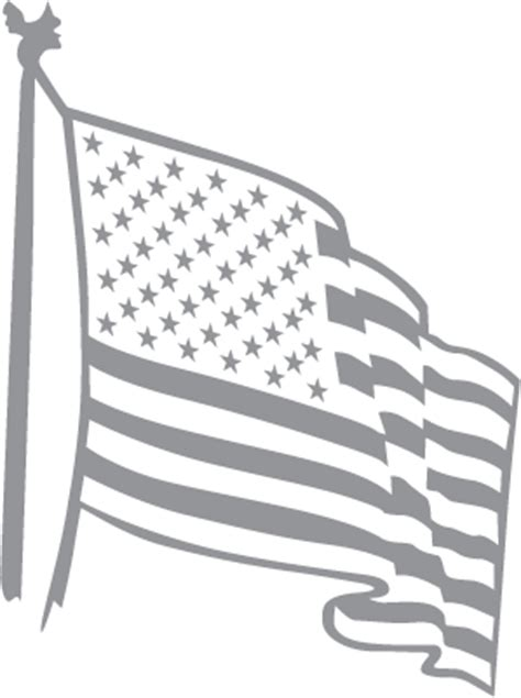 american flag pre cut patterns