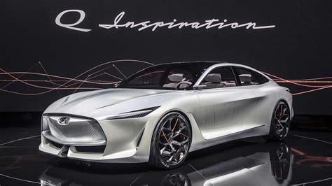 Auto Infiniti Q by Infiniti Q Inspiration Concept Detroit 2018 Autoblog 日本版